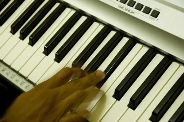 Keyboard im Unterricht
